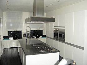 Bouwbedrijf Barry van Werven, keuken